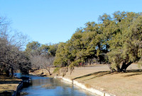 Brackettville, TX - Las Moras Creek