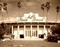Pasadena, CA - Rose Bowl