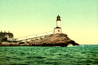 White Island Light, NH, 1901