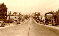 Pasadena, CA - Colorado Blvd,  1929