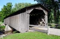 Cedarburg, WI - Covered Bridge-2