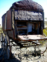 Shakespeare, NM - Chuck Wagon