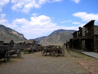 Ghost Towns & Forts
