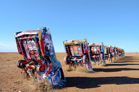 Amarillo, TX - Cadillac Ranch