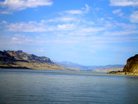 Buffalo Bill Reservoir, WY