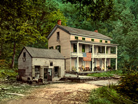 Rip Van Winkle Home, Sleepy Hollow, NY, 1902