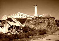 Alcatraz, CA - Lighthouse