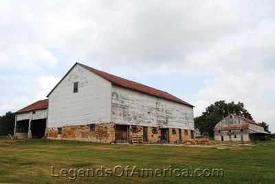 East Amana, IA - Barns