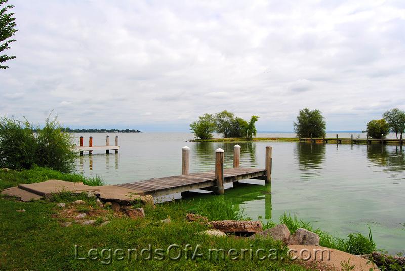 Winnebago Lake, WI - South of Oshkosh