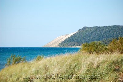 Empire, MI - Sleeping Bear Sand Dunes