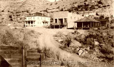 Sego, UT - Town View, 1920
