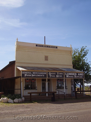 Pearce, AZ - General Store