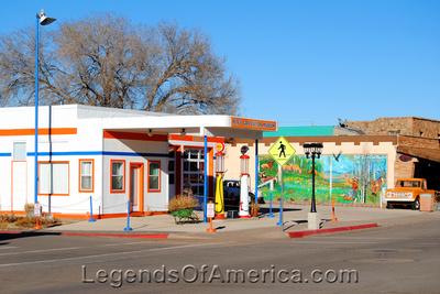 Williams, AZ - Pete's Gas Station Museum