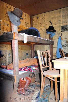 Apache Junction, AZ - Superstition Mountain Museum Exhibit - 2 2
