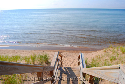 Copper Island, MI - Great Sand Bay