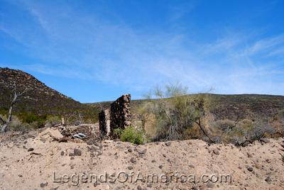 Agua Caliente, AZ - Ruins