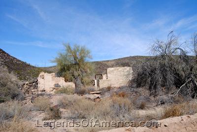 Agua Caliente, AZ - Ruins 3