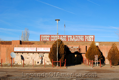 Houck, AZ - Fort Courage