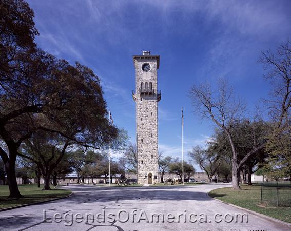 Legends Of America Photo Prints Texas Fort Sam Houston