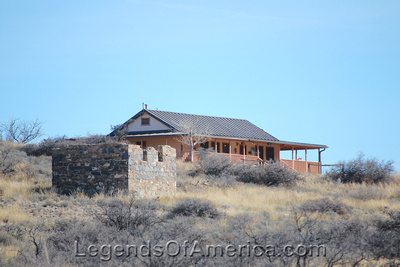 Fort Bowie, AZ - Visitor Center