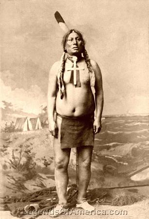 Legends Of America Photo Prints Sioux Hunkpapa Lakota