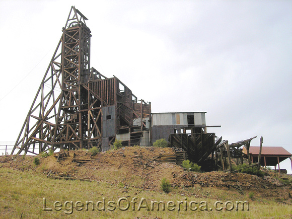 Victor - Independence Mine and Mill