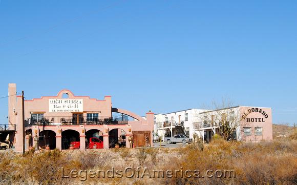 Terlingua Tx Eldorado Hotel