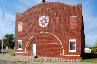 Atlanta, KS - 1921 High School