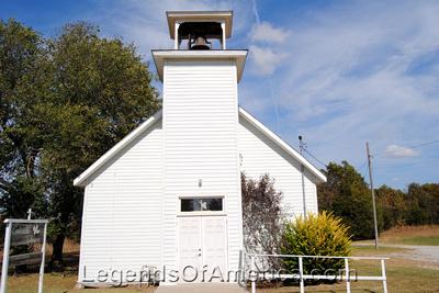 Elk Falls, KS - Calvary Chapel