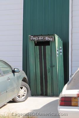 Elk Falls, KS - Outhouse - 5