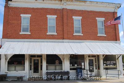 Longton, KS - Post Office