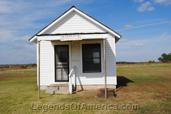 Independence, KS - Little House on the Prairie Museum - Wayside Post Office