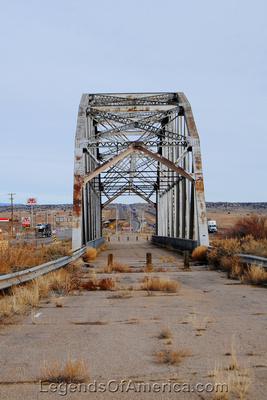Rio Puerco Bridge, NM - 2