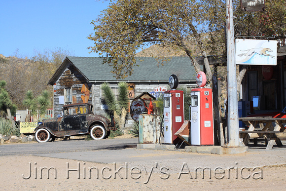 Hackberry,  AZ - General Store