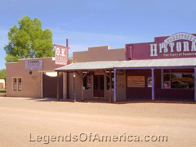 Tombstone, AZ - Ok Corral