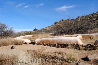 Fort Bowie, AZ - Chiricahua ApacheIndian Agency