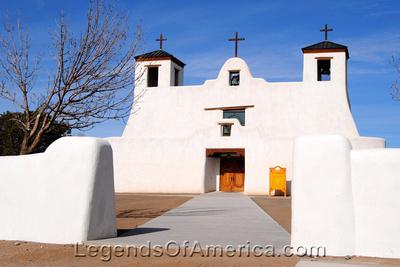 Isleta Pueblo, NM - St. Augustine Church