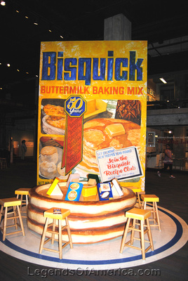 Minneapolis, MN - Mill City Museum Bisquick