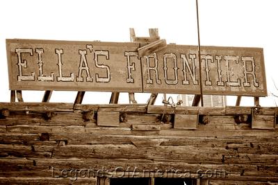 Joseph City - Ellas Frontier