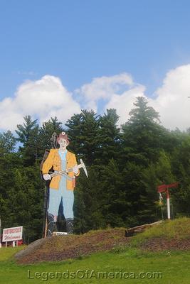 Vulcan, MI - Iron Mountain Iron Mine Tour