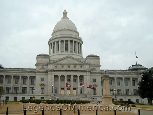 Little Rock, AR - Capitol Building