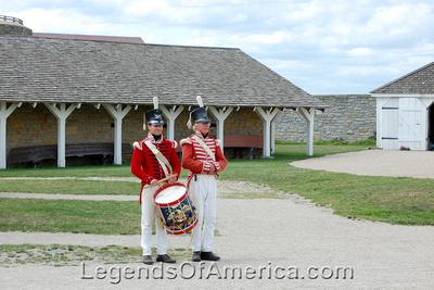Fort Snelling, MN - Drummer