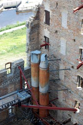 Minneapolis, MN - Mill City Museum Ruins - 2