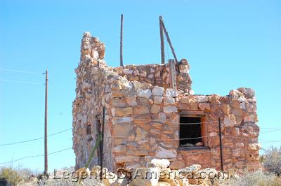 Canyon Diablo, AZ - Ruins - 3