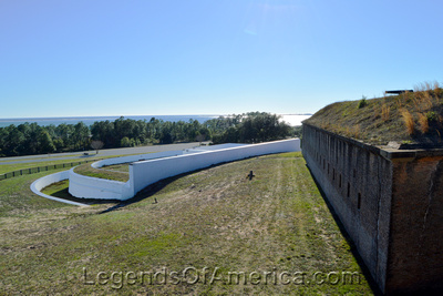 Pensacola, FL - Fort Barrancas Spanish Water Battery
