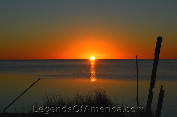 Keaton Beach. FL - Sunset