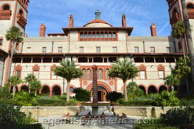 St. Augustine, FL - Flagler College