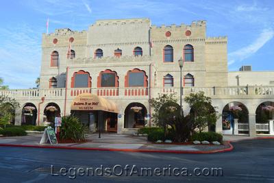 St. Augustine, FL - Ripleys Believe it or Not Museum