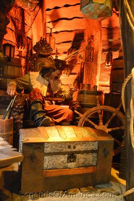 St. Augustine, FL - Pirate Museum - 4