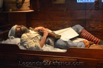 St. Augustine, FL - Pirate Museum - 2
